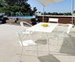 Stolica za vanjski prostor Annency White