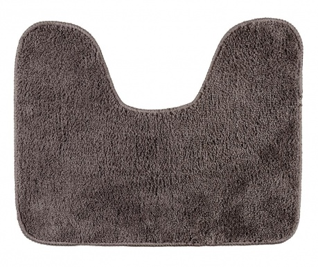 Kopalniška preproga Fluffy Taupe 40x50 cm