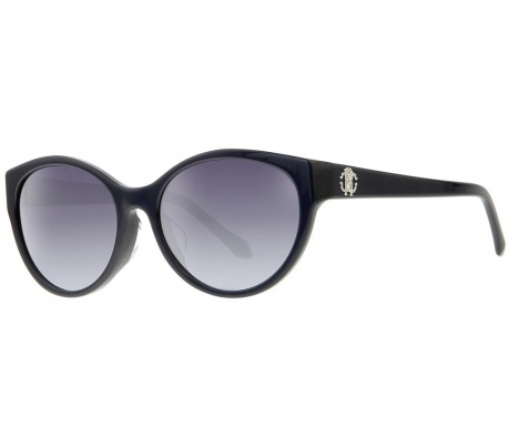 Okulary przeciwsłoneczne damskie Roberto Cavalli Oval Gradient
