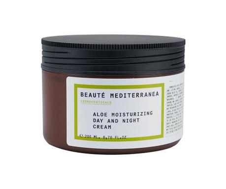 Aloe Hidratáló éjszakai és nappali arckrém 200 ml