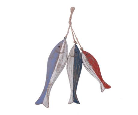 Three Fishes Felfüggeszthető dekoráció