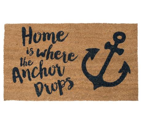 Where the Anchor Drops Bejárati szőnyeg 40x70 cm