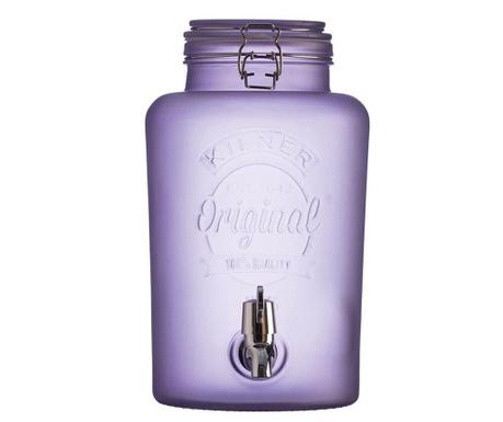 Диспенсър за напитки Sierra Purple 5 L