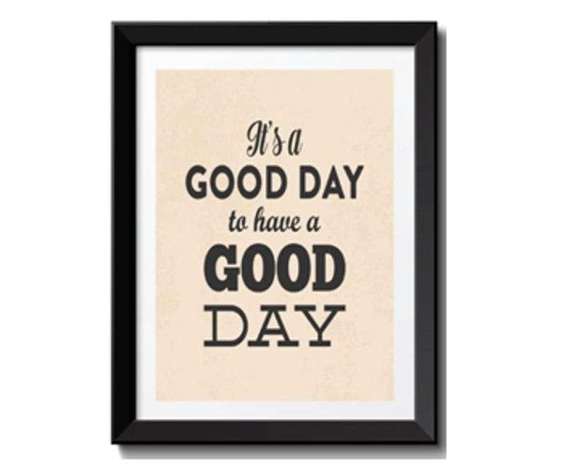 Good Day Kép 50x66 cm