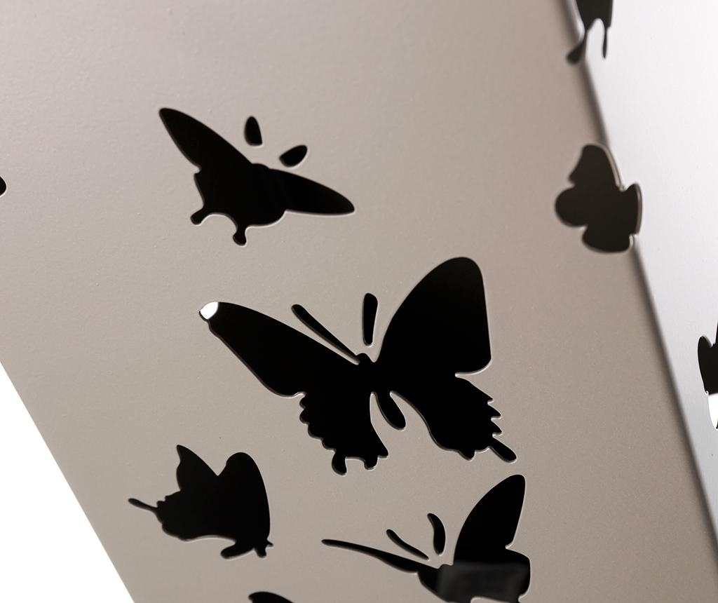 Držač za kišobrane Butterfly Grey