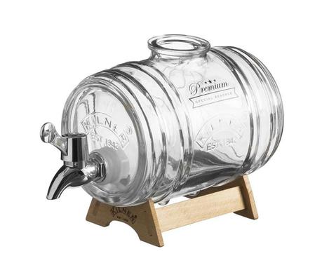Диспенсър за напитки с поставка Premium 1 L