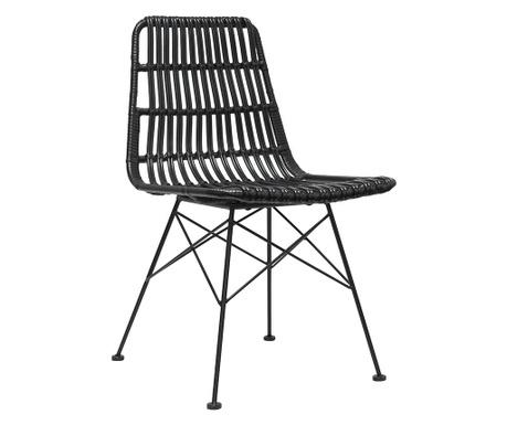 Židle Surabaya Black