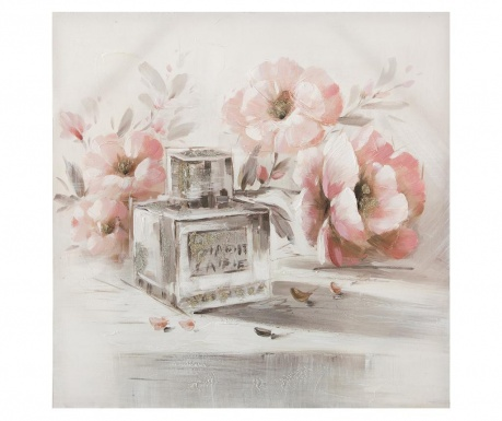 Perfume & Flowers Festmény 60x60 cm