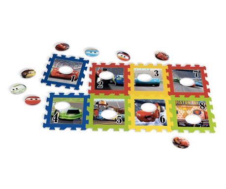 Cars 8 db Játszószőnyeg