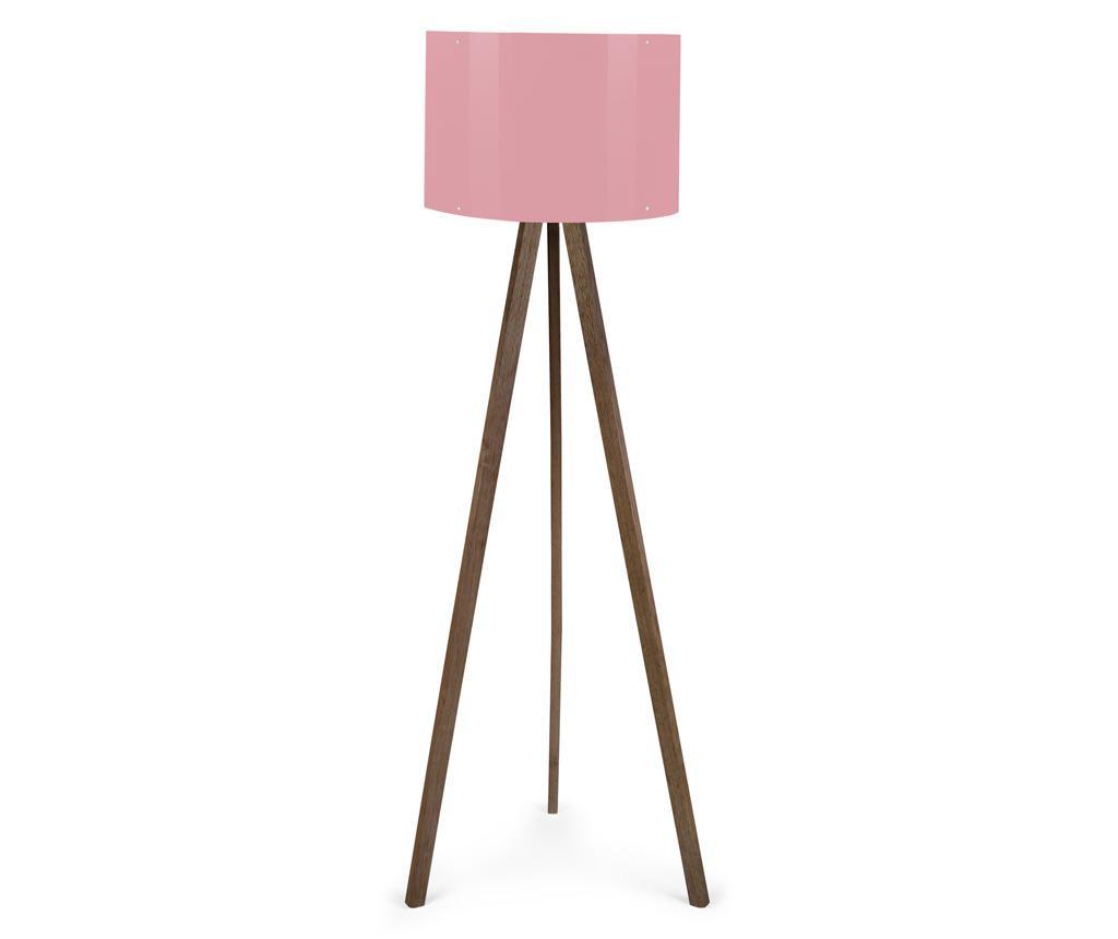 Elisa Brown Light Pink Állólámpa