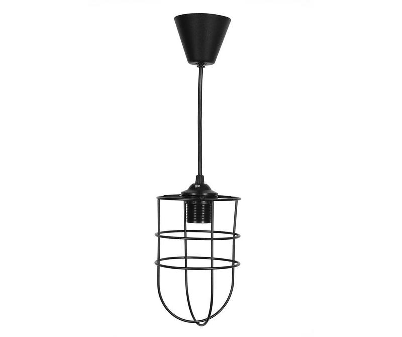 Závěsná lampa Industrial