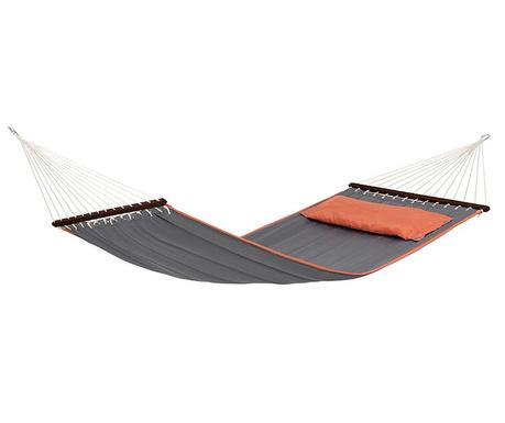 Hamac cu bare American Dream Grey 120x200 cm