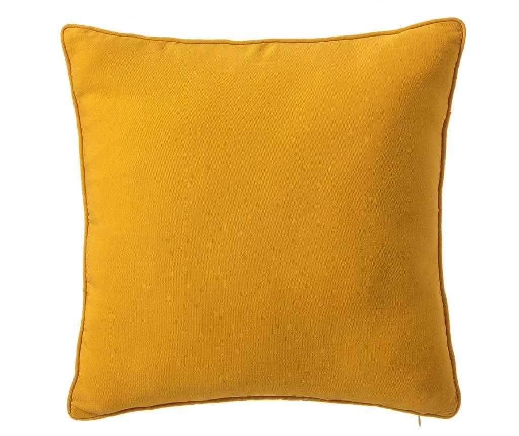 Ukrasni jastuk Loving Colours Yellow 45x45 cm