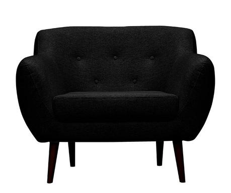 Piemont   Black Fotel