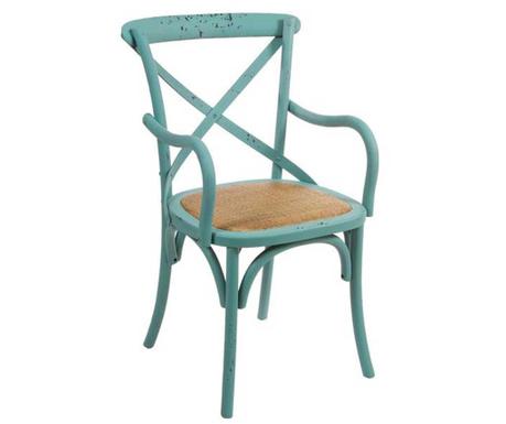 Stolica s  naslonima za ruke Brazia Blue
