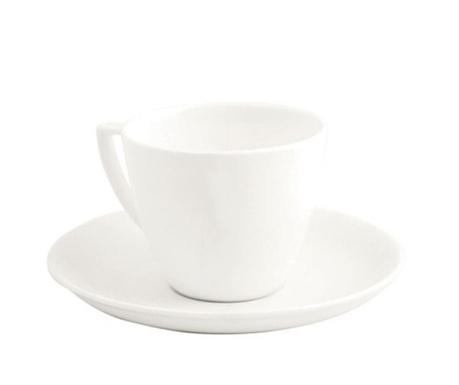Set - skodelica in krožniček Exquisite Espresso