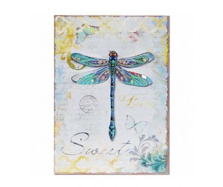 Decoratiune de perete Dragonfly