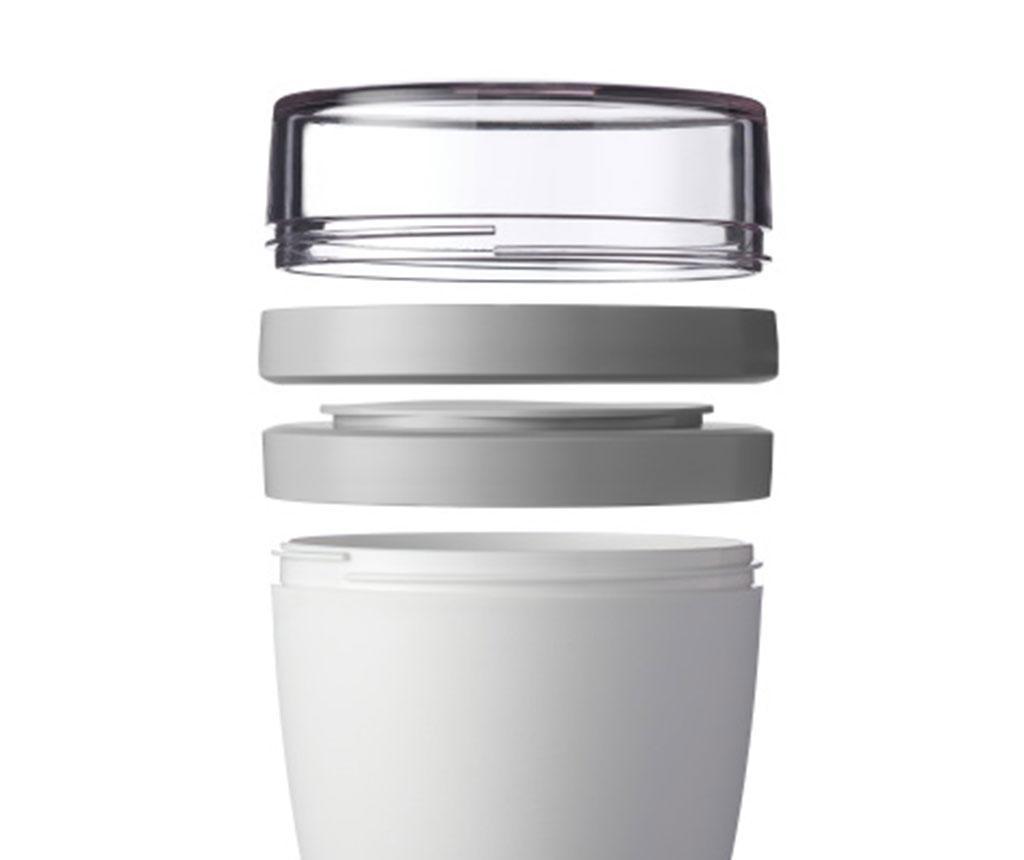 Ellipse White Ételtároló 700 ml