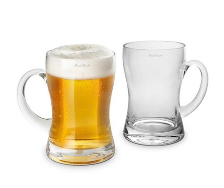 Zestaw 2 kufli Beer