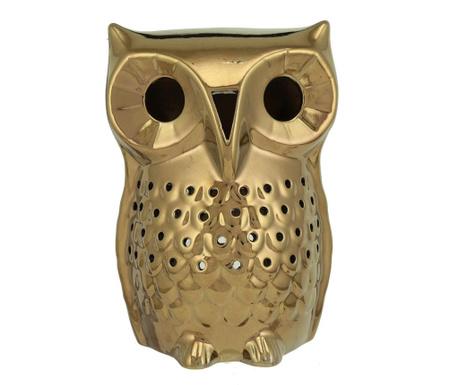 Podstavec na sviečku Gold Owl