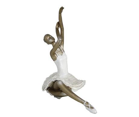 Dekorácia Gold Ballerina
