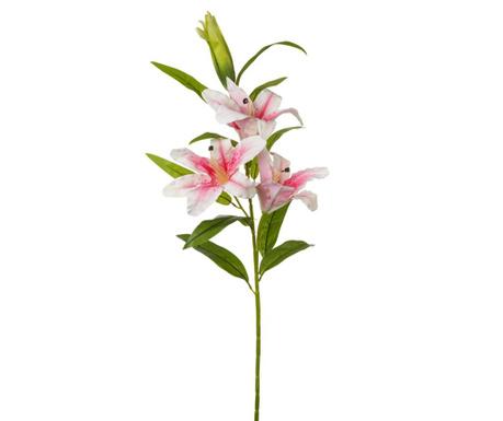 Umělá květina Pink Lily