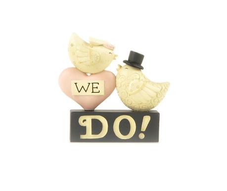 Dekorácia Birdy Love