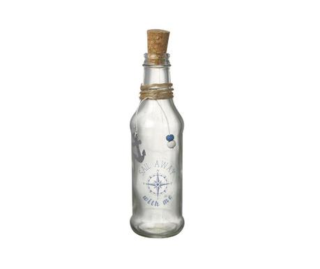 Dekorační láhev Anchor