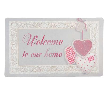 Rohožka Welcome to Our Home 44x74 cm