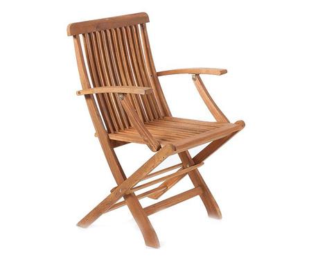 Venkovní skládací židle Relax Time