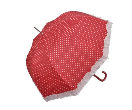 Dáždnik Hearts Red