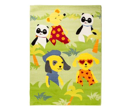 Koberec Pandas in the Grass