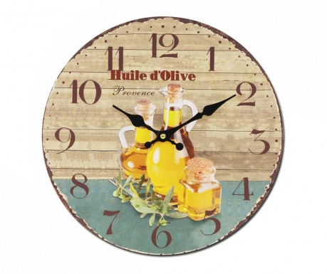 Nástěnné hodiny Olivia