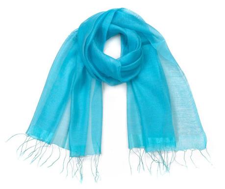 Apaszka Floria Blue 70x180 cm