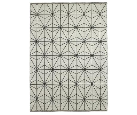 Koberec Moda Stardom Black Ivory 150x230 cm