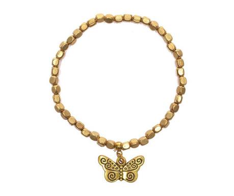Náramek Gold Butterfly