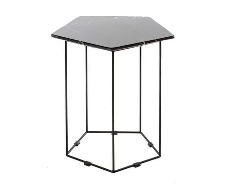 Side table Trieste Black