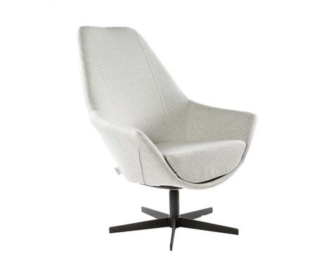 Rotating armchair Ravenna