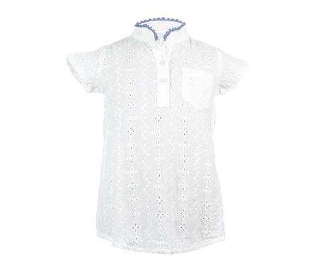 Koszula z krótkim rękawem Margin Blue