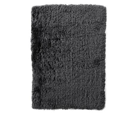 Koberec Polar Black 80x150 cm