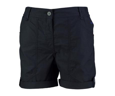 Dámske krátke nohavice  Salcha Strong Navy