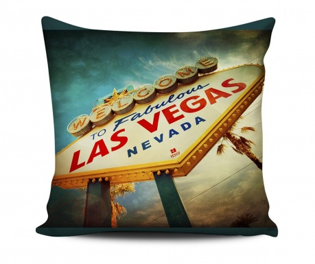 Decorative cushion Las Vegas 43x43 cm