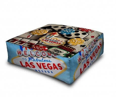 Floor cushion Las Vegas 60x60 cm