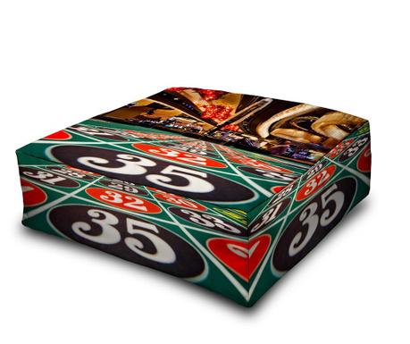Podlahový polštář Casino 35 60x60 cm