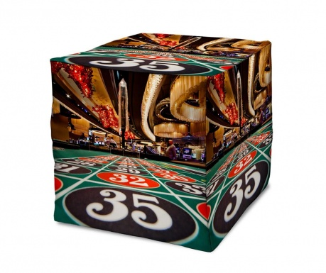 Sedací puf Casino 35