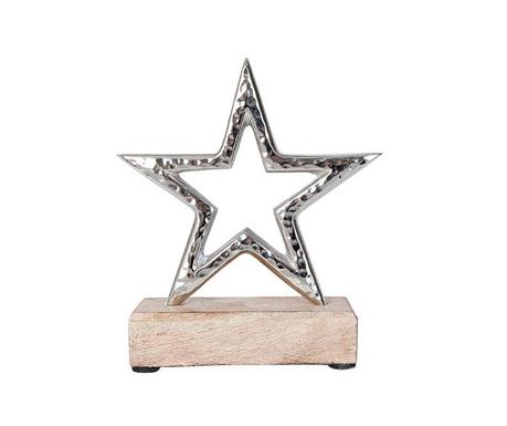 Dekorace Silver Star