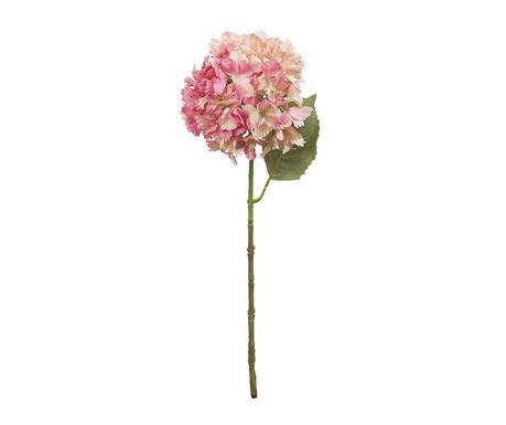 Umělá květina Pink Hydragena