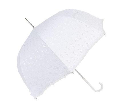 Deštník White Lace
