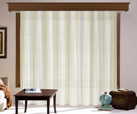 Curtain Pinesse Gold 200x260 cm