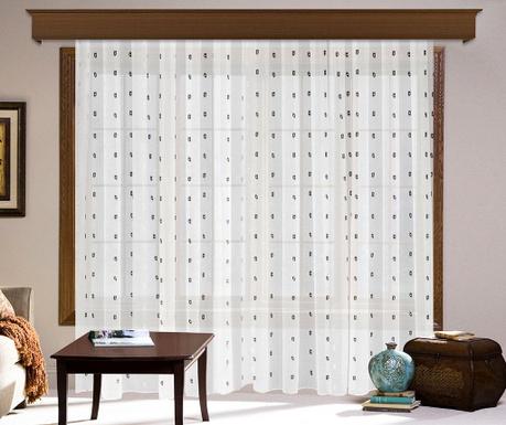 Záclona Janice 200x260 cm